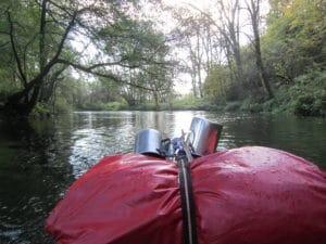 Kanu & SUP Verleih Mehrtages Paddeltour Werra für Wasserwanderer und Einsteiger