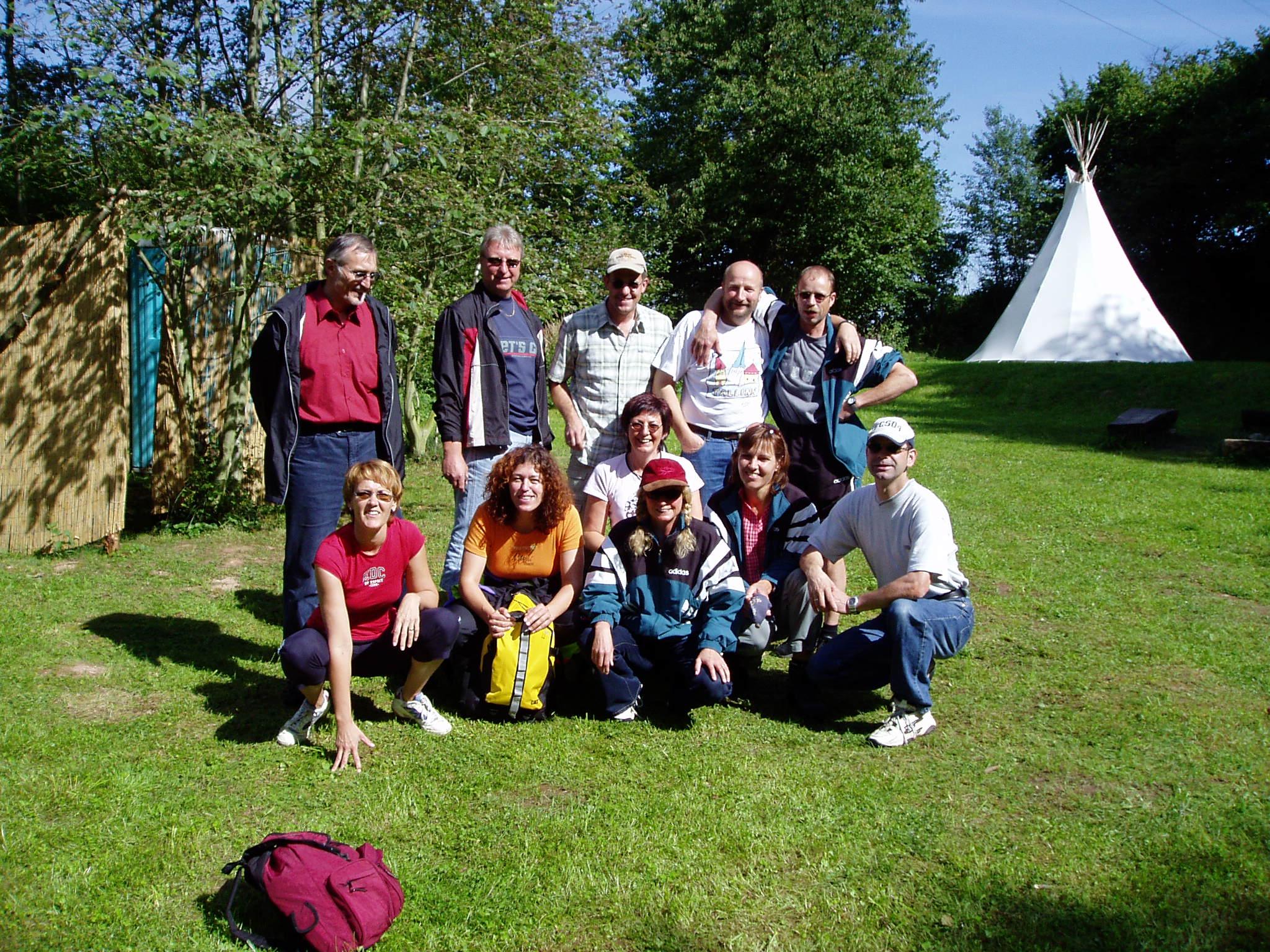 Gruppentouren auf der Werra