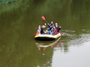 Schnuppertour Kanu/ Schlauchboot auf der Werra
